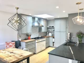 You will love cooking in this kitchen!