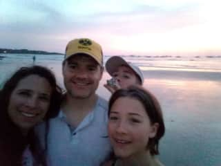 We love traveling...living the life in Costa Rica!