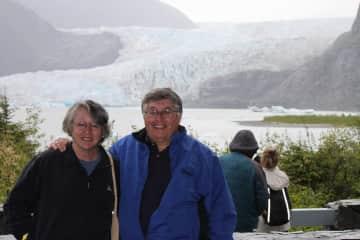 Doug and Sue in Alaska