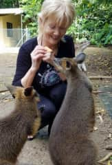 Me and Wallaby