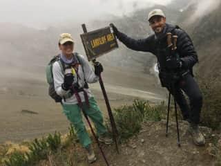 The Annapurna Circuit trek was NO JOKE!