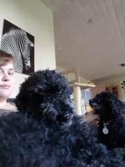 Me, Jensen & Albert