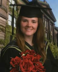 Graduating from my Masters in Social Work