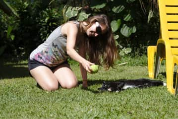 Enjoying Costa Rica with Nono