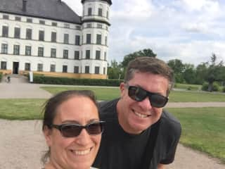 Bob and Fara - Traveling in Sweden