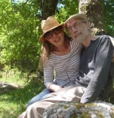Teresa and Pete