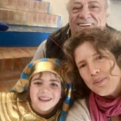 My Family and I - visiting Abu Dhabi