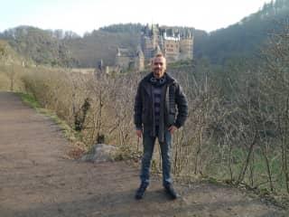 Eltz Castle, Germany. Jan 2020