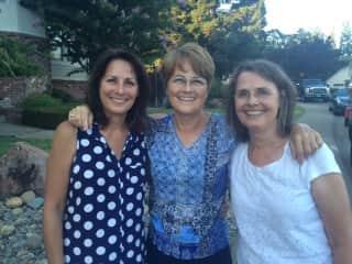 My loved sisters