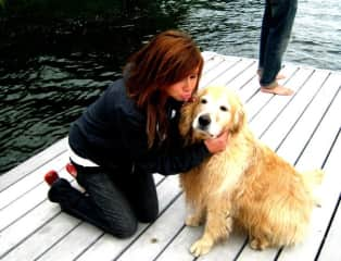 Me and my beloved Sunny