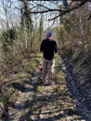 Getting lost in the Italian brush with Georgio