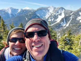 Shirley and Tom - High Peaks Adirondacks