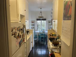 Kitchen / Dining from foyer