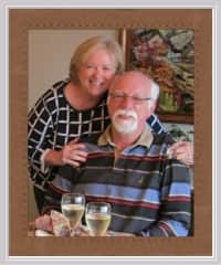 Rob and Roberta Brignell