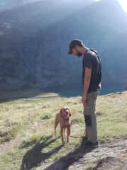 Trekking with Lexi in the Pyrenees