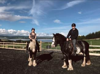 Horsesitting in Scotland