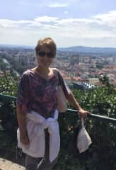 Graz Austria visited with sister