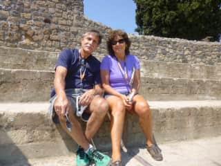 Pompeii time