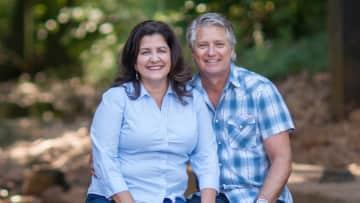 Matt and Linda Lutz