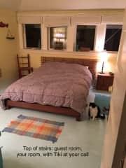 Guest / your bedroom