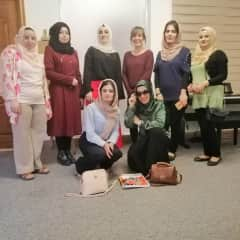 When I'm not working in the US, I'm an English Teacher abroad. These are some of my students from when I taught in Iraqi Kurdistan