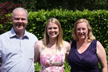 Stephen, Elaine and Marianna