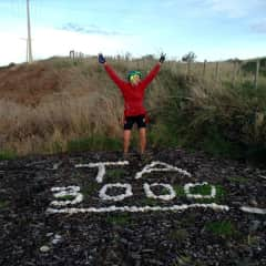 Completing the Tour Aotearoa for charity (3000km through the length of New Zealand) in 2016
