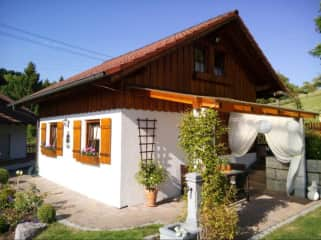 Romantic Gardenhouse