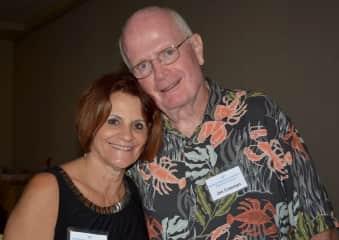 Lili and Jim Coleman