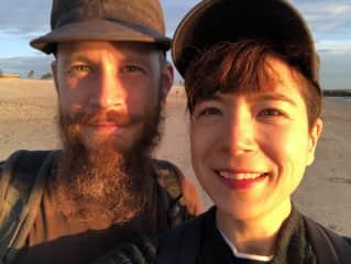 Sandy and Jen!