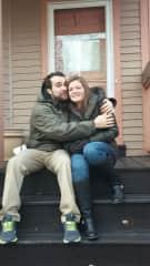 Me and my husband Zachariah