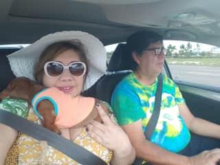 Woodstock festival roadtrip to Tarpon Springs.