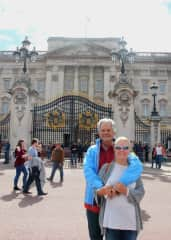 We enjoyed a wonderful trip to London, the Cottswolds, and Wales--made even more fun because we have friends living in those locations.