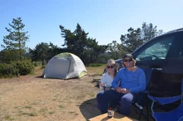 We love camping!