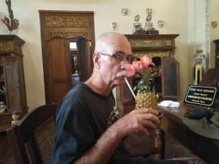 David in Bali