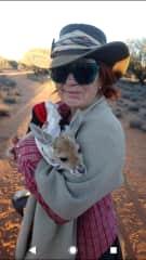 Visiting the Kangaroo Sanctuary in Alice Springs