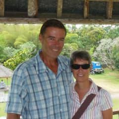 Graham and Anne