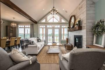 Our oceanview home on the South Shore of Nova Scotia, Canada.