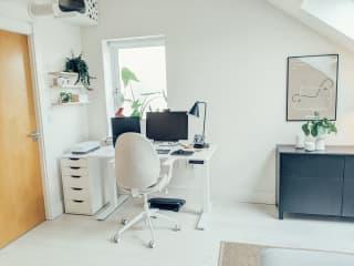 2nd floor - Study / guest room