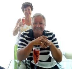 Cheers!  We hope we meet you soon . . . .
