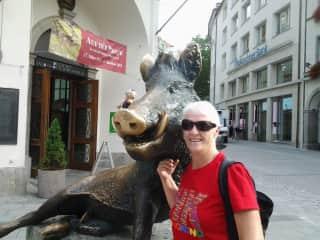 Mandy in Munich