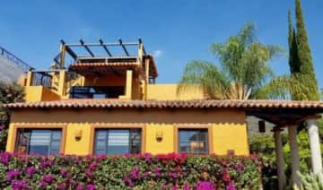 Our home in Lake Chapala