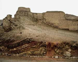 I'm also a photographer - this is a picture of archeological site Pachacamac, from a serie I made in Peru