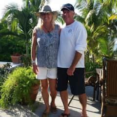 Susan and Ken