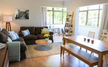 My Cape Town apartment is on Airbnb. You are welcome to read reviews other hosts have left about me on Airbnb - https://www.airbnb.co.uk/rooms/16612669?s=67&shared_item_type=1&virality_entry_point=1&sharer_id=23388098