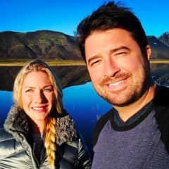 Kelly and Elliot (Iceland 2016)
