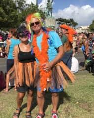 Mardi Gras in Martinique