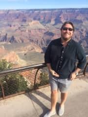 Me at the Grand Canyon