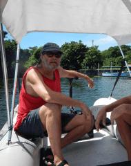 On Lake Nicaragua, 2016