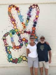 Susan and Mark Tauster